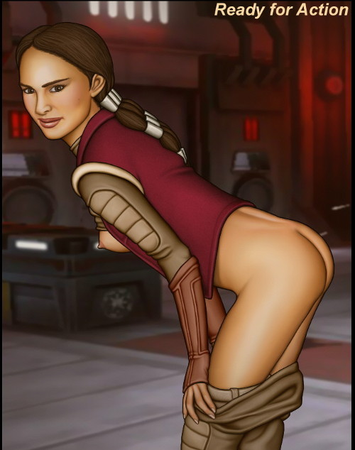 Padme_Amidala ready for sex action